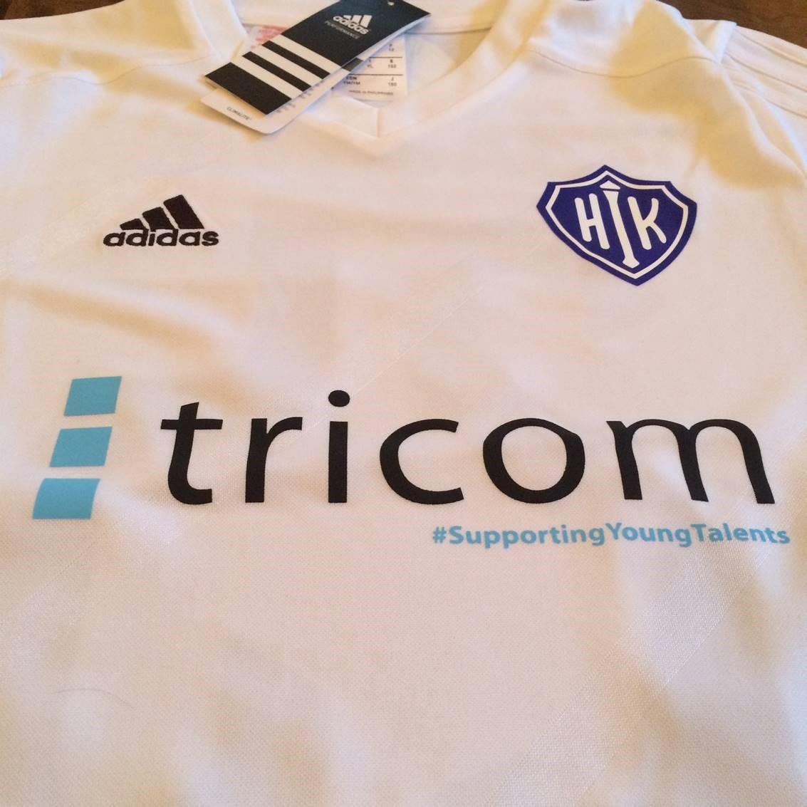 Tricom sponsorat