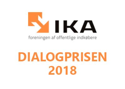 Tricoms tolkeløsning nomineret til dialogpris